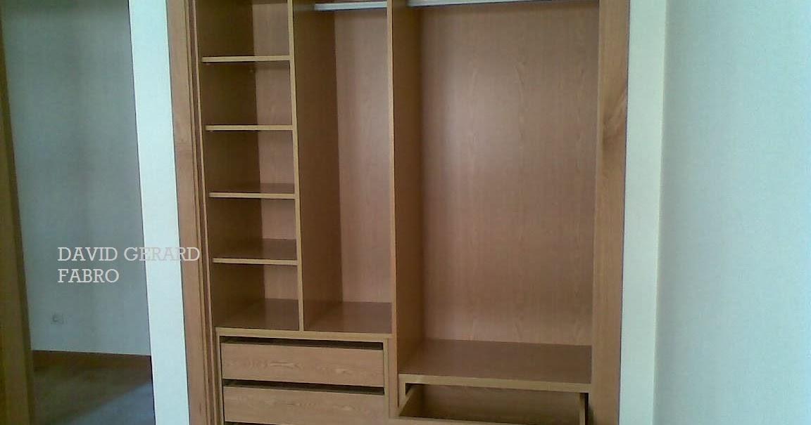 Decoracion mueble sofa interior de armario empotrado - Disena tu armario empotrado ...