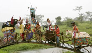 CULTURA - Festa do Boi da Macuca