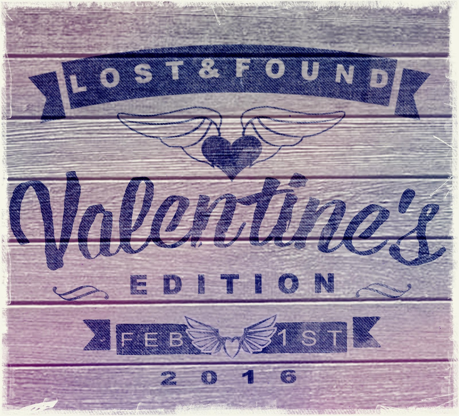 Lost & Found Blog Hop