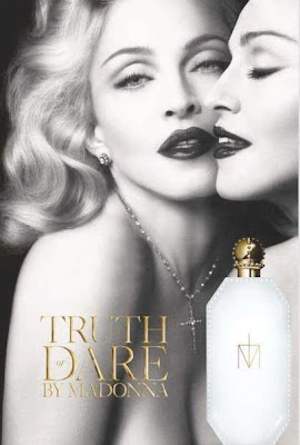 Madonna Launches Truth or Dare Fragrance