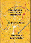 A Copyediting Checklist for Novelists