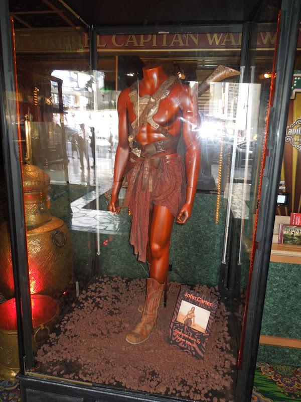 Taylor Kitsch John Carter costume