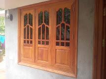 Wooden Doors and Windows Designs