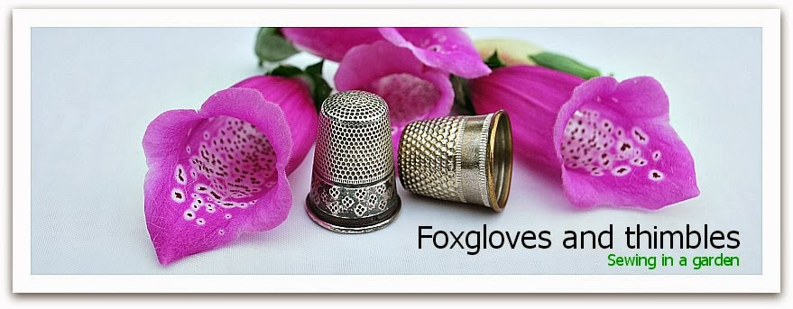Foxgloves and thimbles