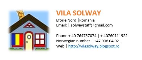 Vila Solway Eforie Nord