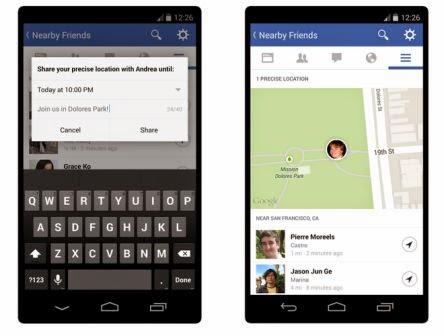 Facebook rilis fitur baru Nearby Freands untuk Android dan iOS