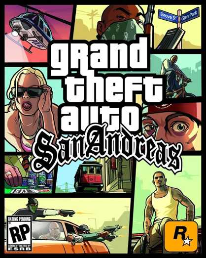 Kumpulan Cheat GTA San Andreas Pc - Werkudara Blog