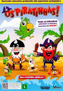 Os Piratinhas - DVDRip Nacional