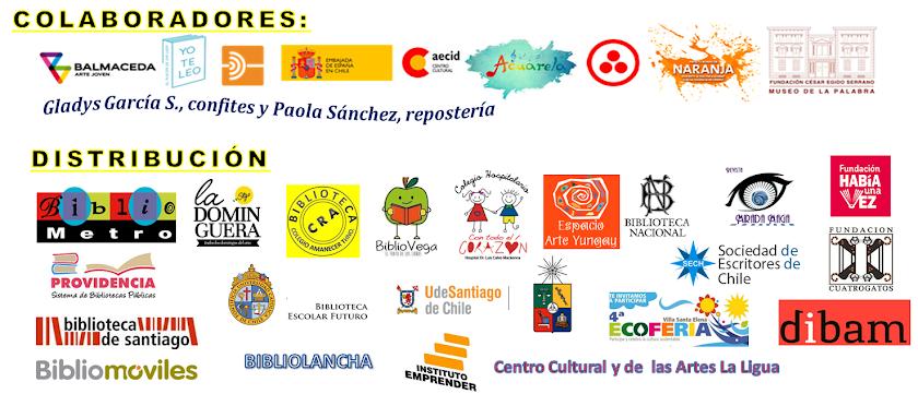Colaboración y distribución 2016 - 2015