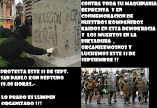 """Protesta por los caídos en """"Democracia"""" y en Dictadura"""