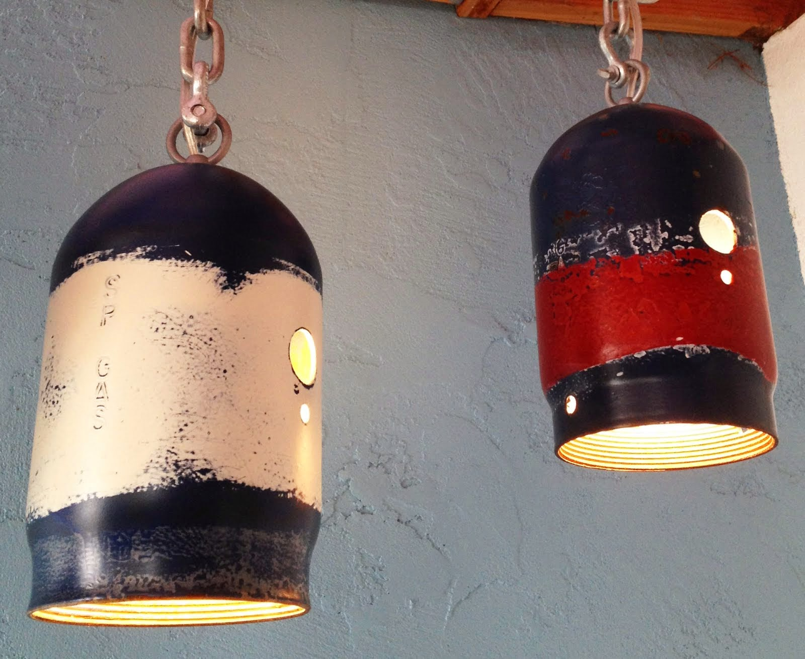 The Captain's Nautical Lamps