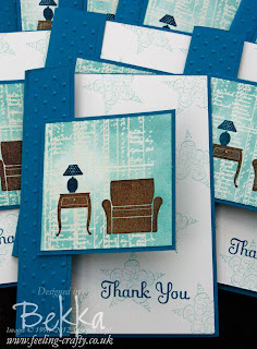 Little Additions Card by UK Stampin' Up! Demonstrator Bekka Prideaux - check out her blog for lots of great ideas