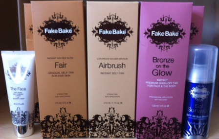 Tried and Tested: Fake Bake Spray Tan, Pastels Salon