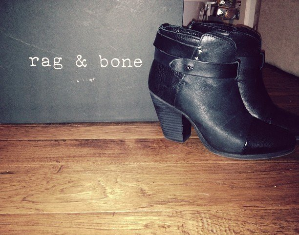Rag & Bone, booties, fall, fashion, shoes