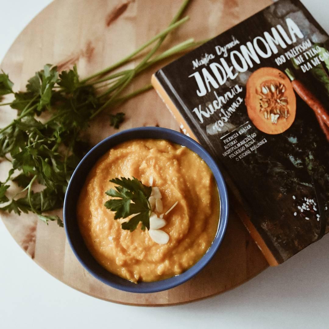Jadłonomia Kuchnia Roślinna Marta Dymek Książka