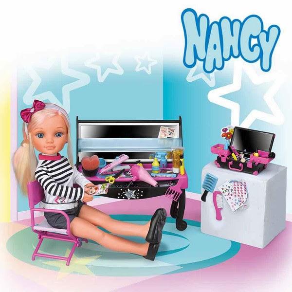 TOYS : JUGUETES - NANCY  Nancy Camerino de Estrellas | Muñeca  Producto Oficial | Famosa 700011548 | A partir de 4 años