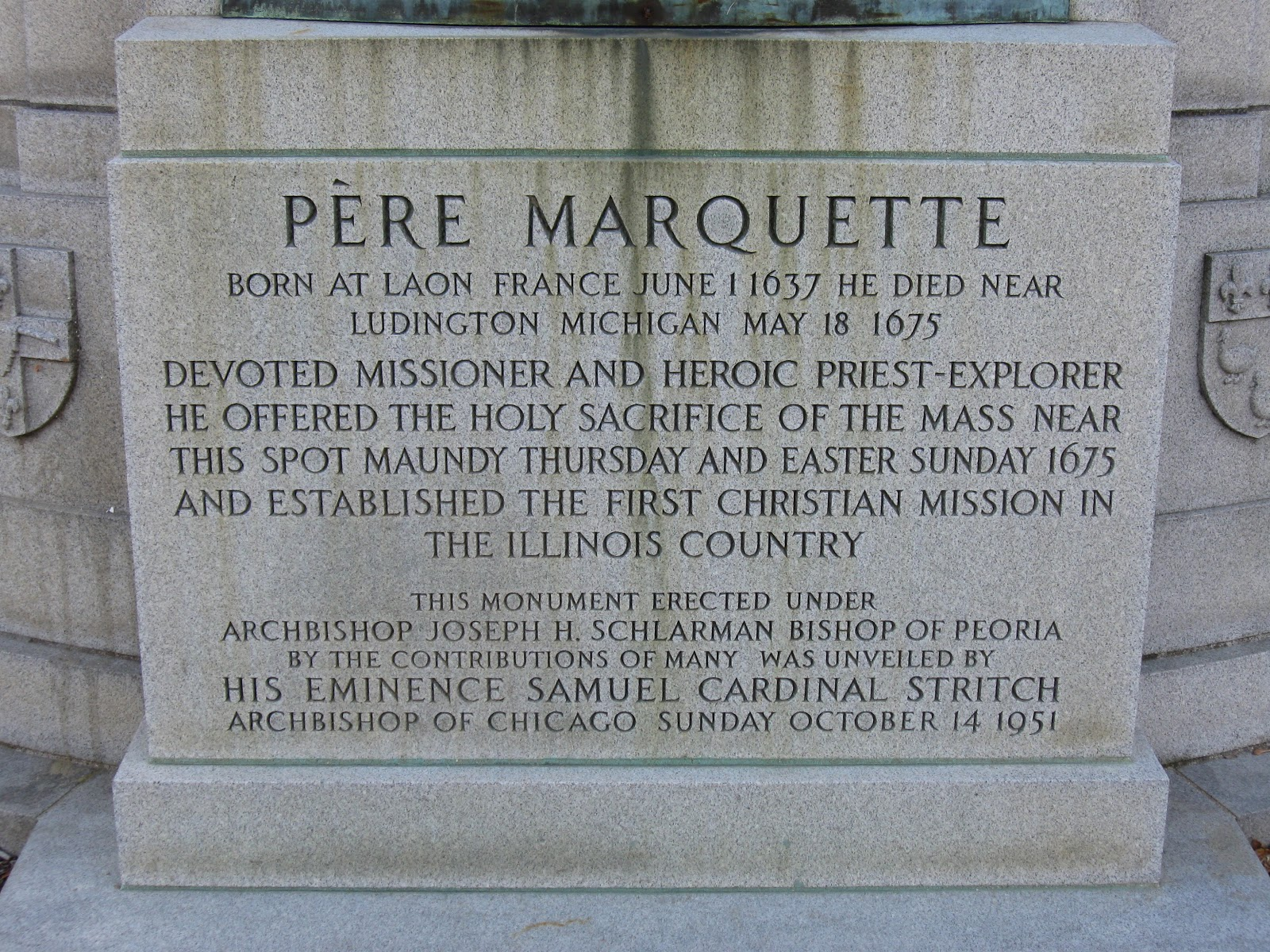 jacques marquette Jacques marquette was born in laon, france he became a jesuit priest, and, at his own request, was sent to new france in 1666 where he studied native american languages under a missionary at trois rivières.