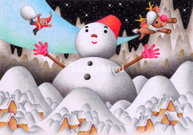 I pupazzi di neve (di Giuseppe Veronese)