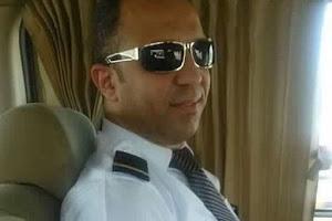 Porque é que o piloto do voo 804 lançou o avião no mar?