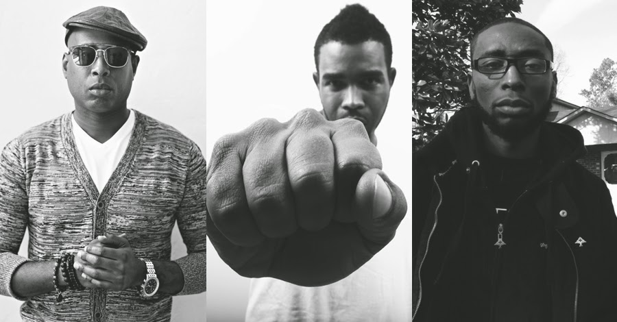Talib Kweli, Pharoahe Monch & 9th Wonder formam o coletivo Indie 500