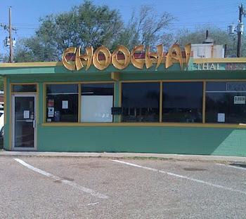 ChooChai Thai Restaurant, Lubbock, Texas