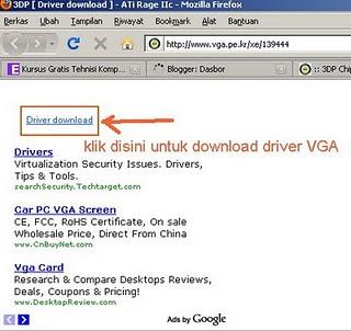 Cara Download Driver VGA, Sound, LAN, Wifi, Secara Otomatis