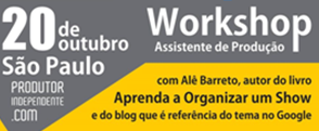 Garanta sua vaga no novo workshop!