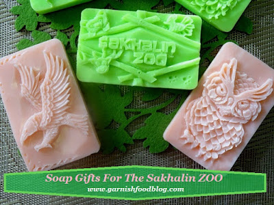soap carving zoo collection