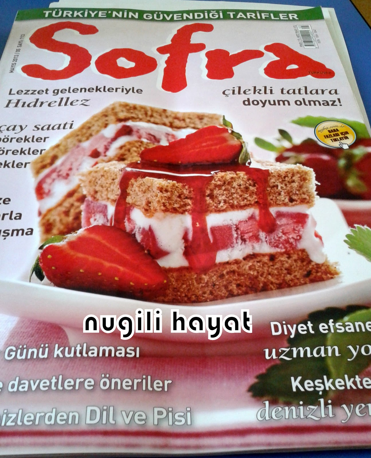 Tarif Dergisi