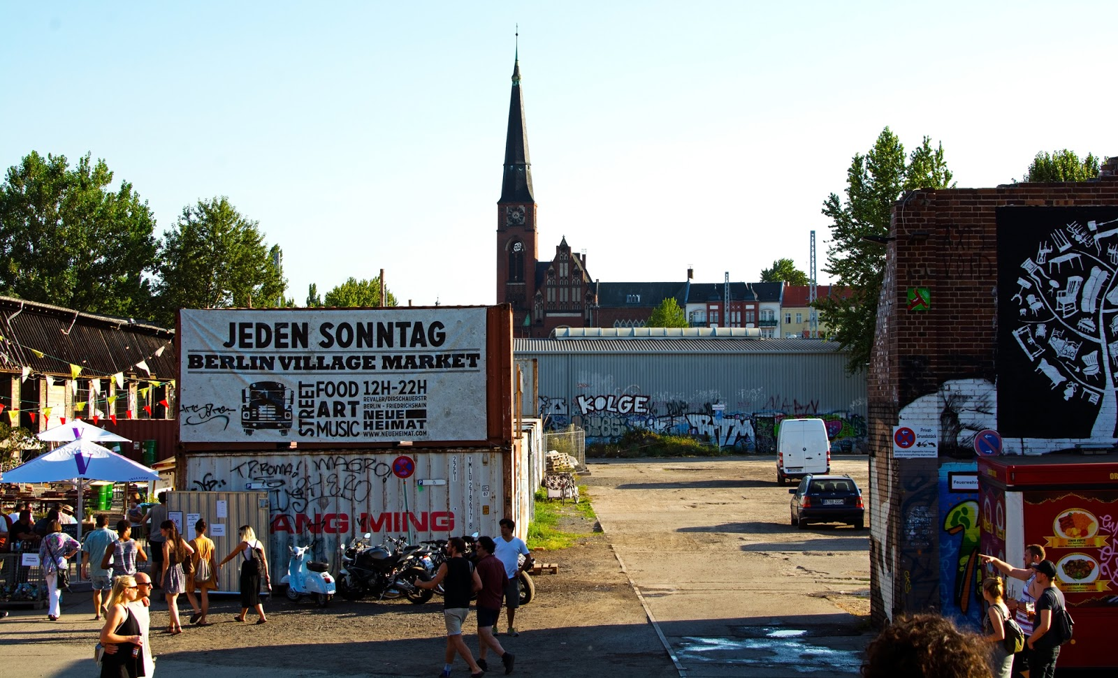 Berlin Village Market