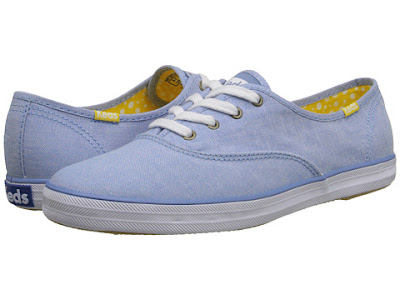 denim every day chambray keds on sale