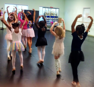 ballet classes kids charlotte