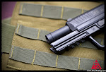 KWA HK45 Prototype, Airsoft Gas Blowback Pistol, Airsoft Guns, New Airsoft Guns Photos, Pyramyd Airsoft Blog, Tom Harris Media,