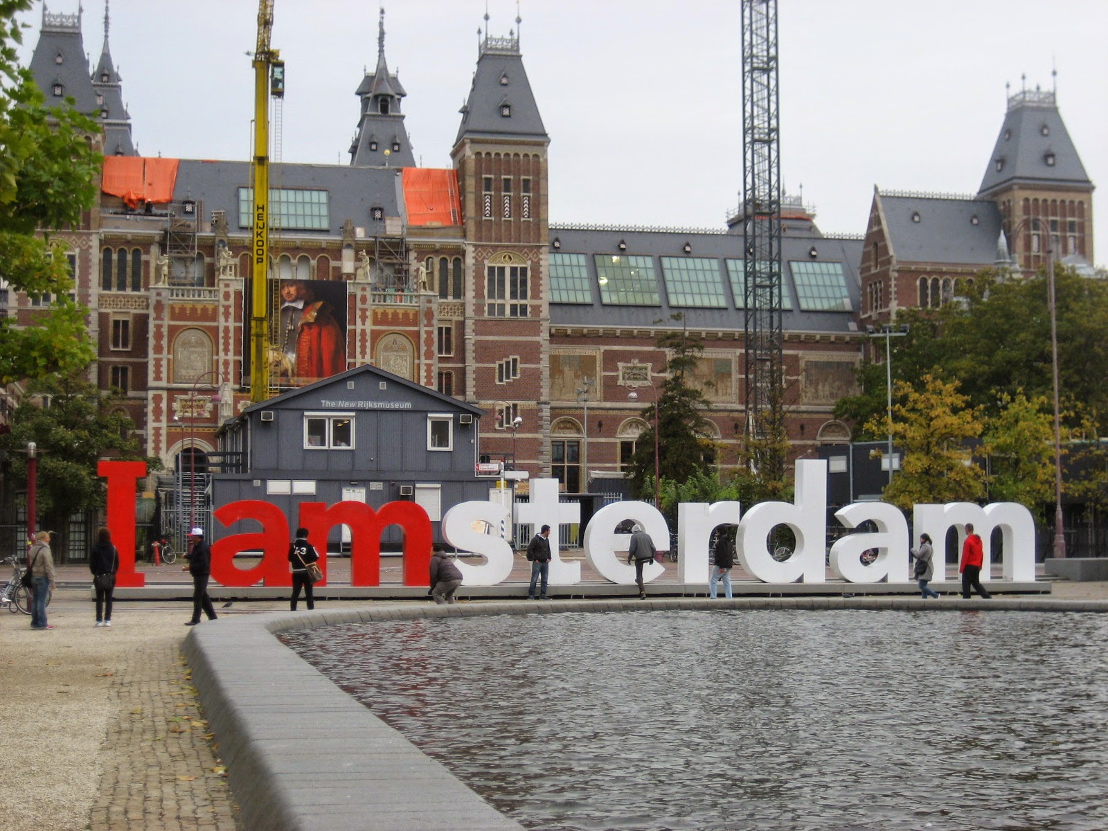 Amsterdam pontos turísticos