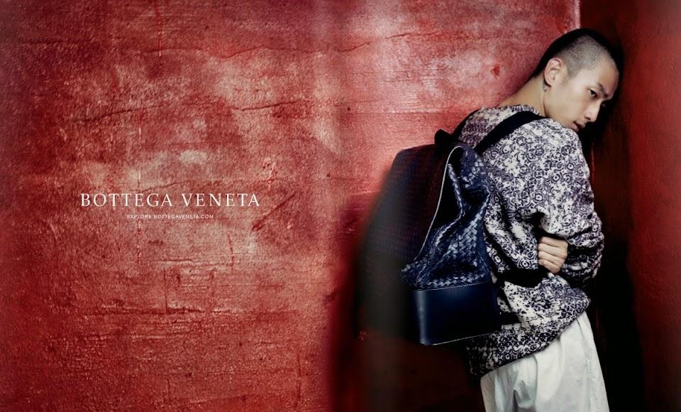 ASIAN MODELS BLOG: AD CAMPAIGN: Sung Jin Park for Bottega ...
