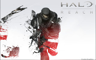 Halo Reach Soldier Video Game HD Wallpaper Desktop PC Background