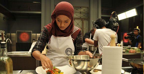 Gambar Dr Ezani Farhana Biodata Profile MasterChef Malaysia