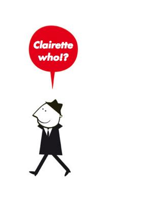 Who's Clairette?