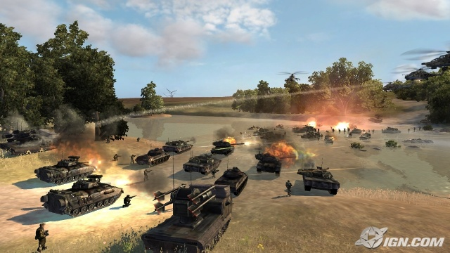 Games: World in Conflict: Soviet Assault