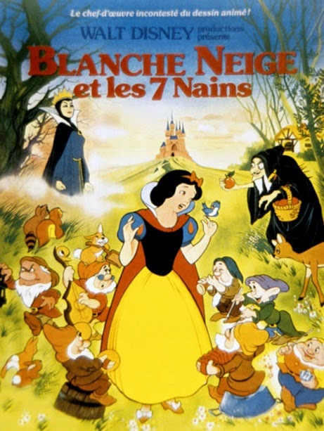 Blanche Neige et les sept nains streaming vf
