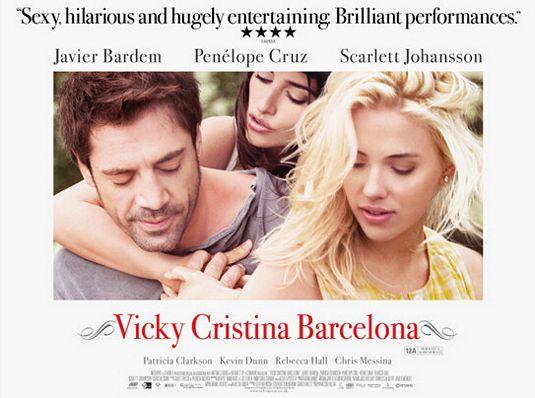 Vicky Cristina Barcelona (W. Allen; S. Johansson)