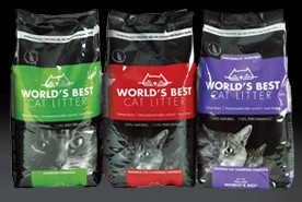 Amostra Gratis Comida para Gatos da World's Best