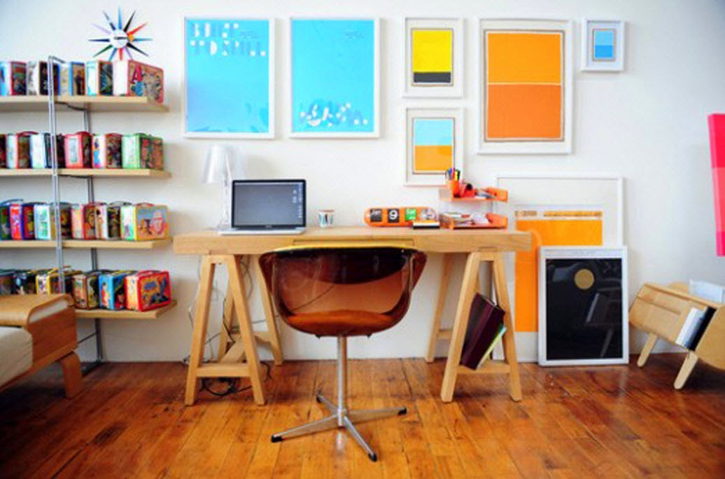ideas para tu oficina en casa