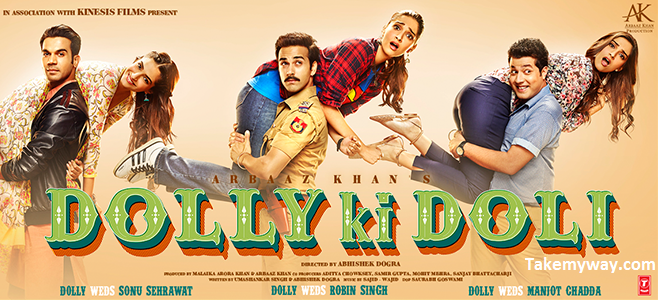 Dolly Ki Doli 2015 Movie Free Download HD 720p