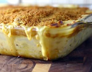 The Daily Smash: Triple Cheese Scalloped Potatos