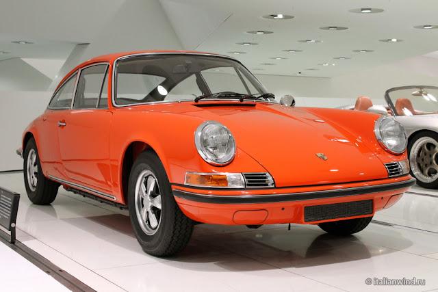 Porsche 911 S Typ 915, 1970 г.