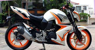Yamaha Byson Drag Style