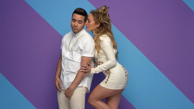 Prince Royce - Back It Up ft. Jennifer Lopez, Pitbull