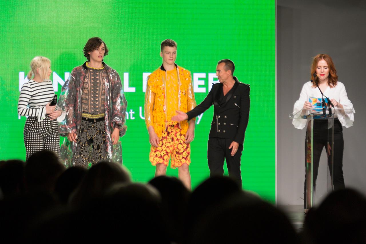Graduate fashion week gala show 58