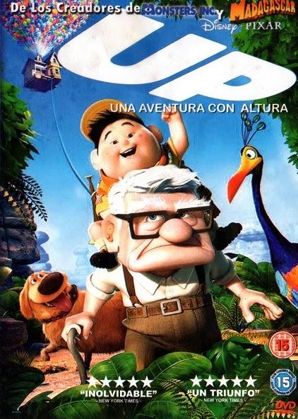 Up [2009] [NTSC/DVDR] Ingles, Español Latino